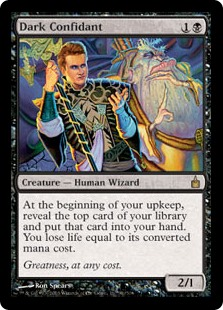 Dark Confidant Ravnica