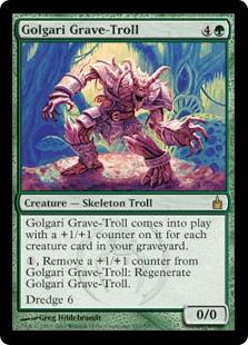 Golgari Grave Troll