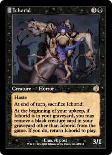 Ichorid card