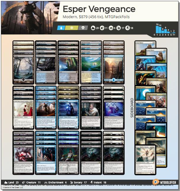 Esper Vengeance