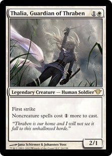 Thalia Guardian card