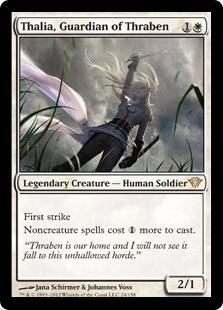 Thalia Guardian card
