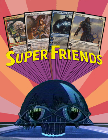 MTG superfriends