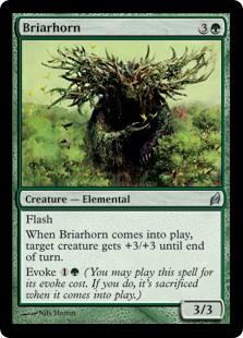 Briarhorn card