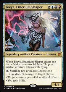 Breya card