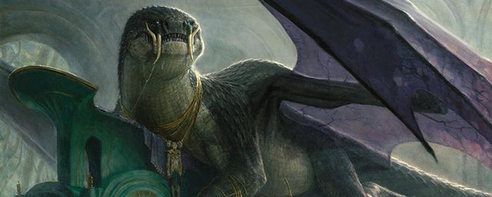 Dragonlord Silumgar art