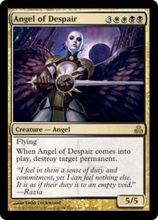 Angel of Despair card