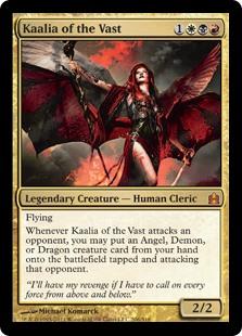 Kaalia card